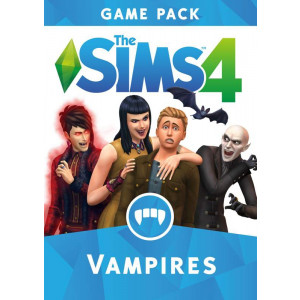 The Sims 4 - Vampires DLC ORIGIN