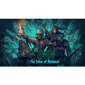 Darkest Dungeon - The Color Of Madness DLC STEAM