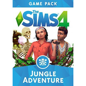 The Sims 4 - Jungle Adventure DLC ORIGIN