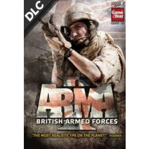 Arma 2: British Armed Forces DLC STEAM