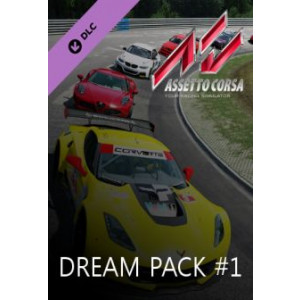 Assetto Corsa - Dream Pack 1 DLC STEAM