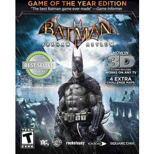 Batman: Arkham Asylum GOTY Edition STEAM
