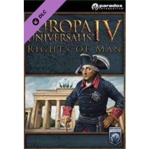Europa Universalis IV: Rights of Man DLC STEAM