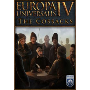 Europa Universalis IV: The Cossacks DLC STEAM
