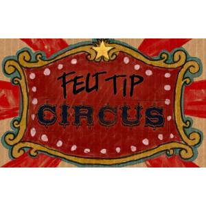Felt Tip Circus STEAM