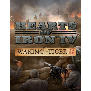 Hearts of Iron IV: Waking the Tiger DLC STEAM