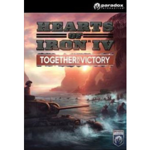 Hearts of Iron IV: Together for Victory DLC STEAM
