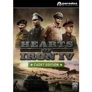 Hearts of Iron IV: Cadet Edition STEAM