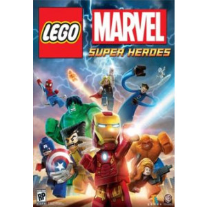LEGO Marvel Super Heroes STEAM