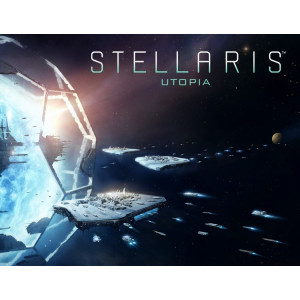 Stellaris: Utopia DLC STEAM