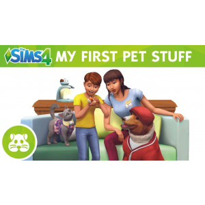 The Sims 4 - My First Pet Stuff DLC ORIGIN