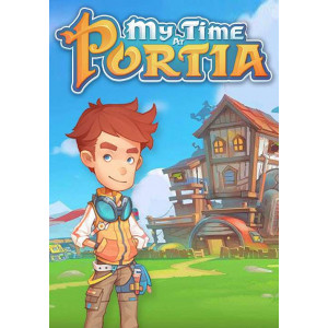 My Time At Portia STEAM
