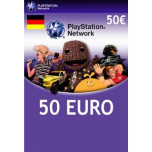 PlayStation Network 50 EUR