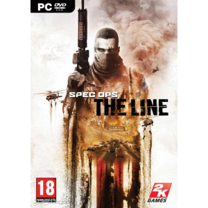 Spec Ops: The Line STEAM