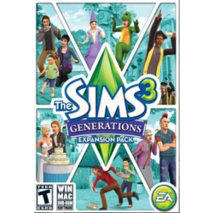 The Sims 3 - Generations DLC ORIGIN