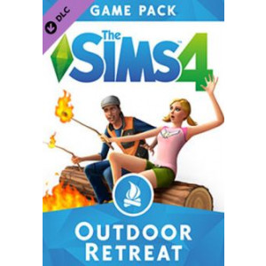 The Sims 4 - Outdoor Retreat DLC ORIGIN
