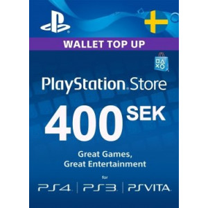 PlayStation Network 400 SEK