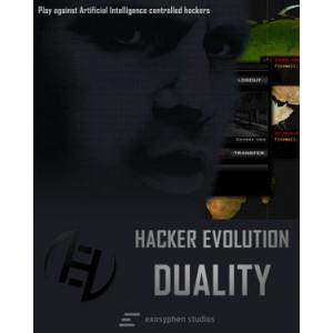 Hacker Evolution Duality STEAM