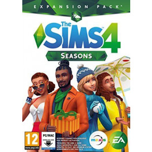 The Sims 4 - Seasons DLC ORIGIN