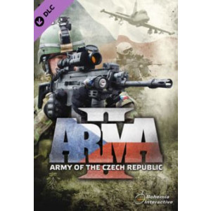 Arma 2: Army of the Czech Republic DLC STEAM