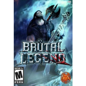 Brutal Legend STEAM