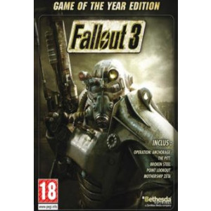 Fallout 3 - Game of the Year Edition STEAM