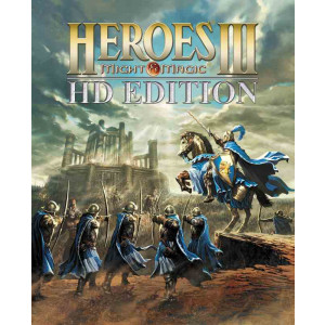 Heroes of Might & Magic III - HD Edition STEAM