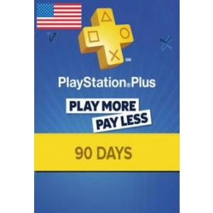 Playstation Plus 90 Days