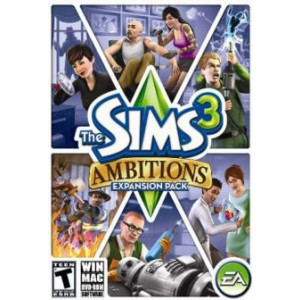 The Sims 3 - Ambitions DLC ORIGIN