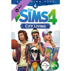 The Sims 4 - City Living DLC ORIGIN