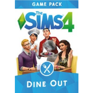 The Sims 4 - Dine Out DLC ORIGIN