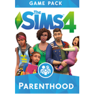 The Sims 4 - Parenthood DLC ORIGIN
