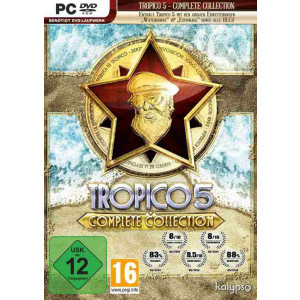 Tropico 5 Complete Collection STEAM